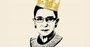 """How Ruth Bader Ginsburg became a """"notorious"""" cultural icon - CBS News"""